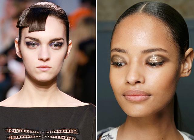 Glittery Eyeshadow