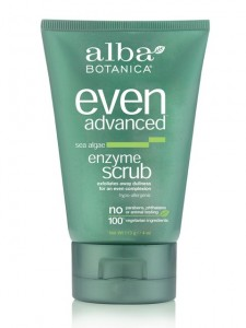 Alba-enzyme-scrub